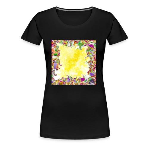 B painter 4ter.Festivités - T-shirt Premium Femme