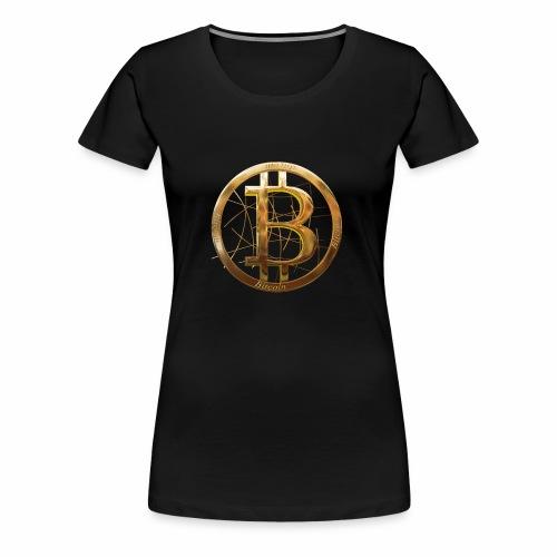 cryptocurrency - Frauen Premium T-Shirt