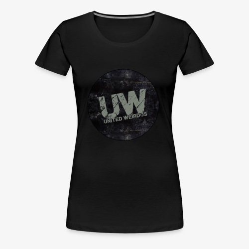 United Weirdos Logo alt - Frauen Premium T-Shirt
