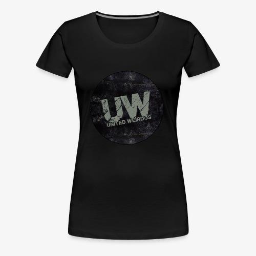 United Weirdos Logo alt - Frauen Premium T-Shirt