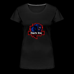 Dark Inc - Dame premium T-shirt