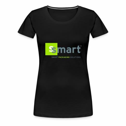 SmartPackagingSolutions kleuren maart 2017 - Vrouwen Premium T-shirt