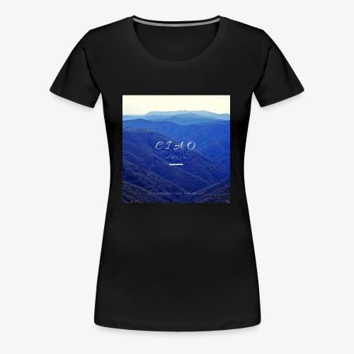 CIAO - Frauen Premium T-Shirt