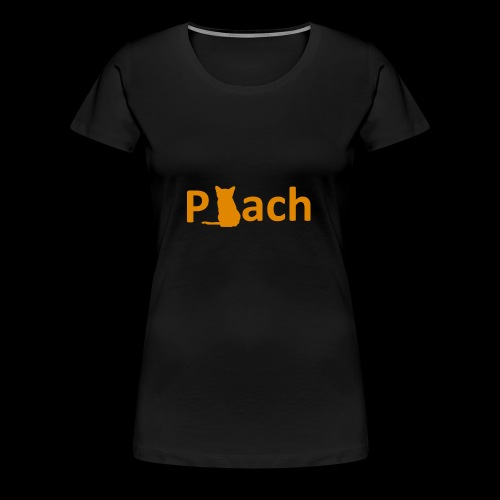 Peachcat - Women's Premium T-Shirt