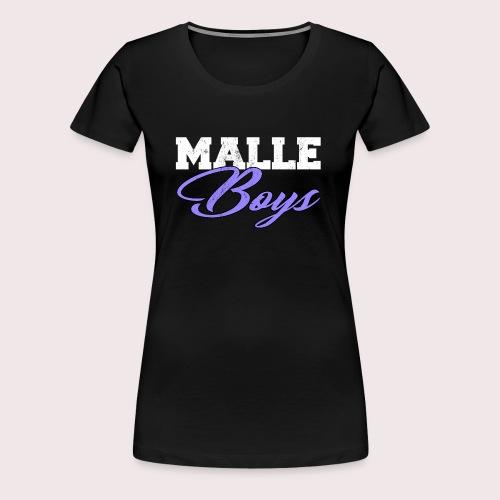 MALLE BOYS COOLES MALLORCA JUNGS SHIRT - Frauen Premium T-Shirt