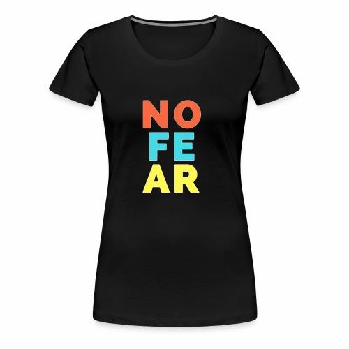 RS 6 NOFEAR - Camiseta premium mujer