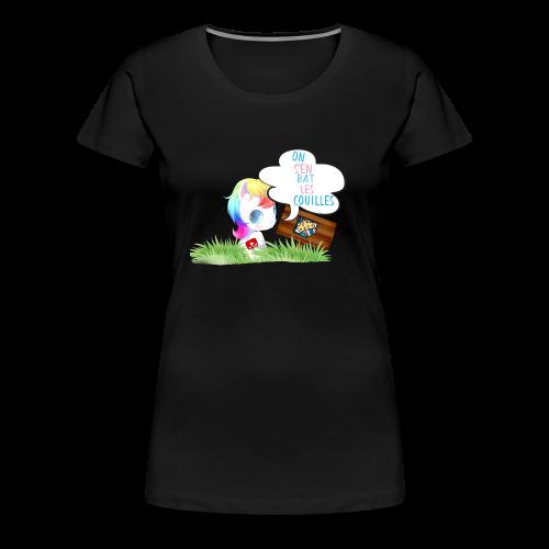 Pour les fou du Kawaiii - T-shirt Premium Femme