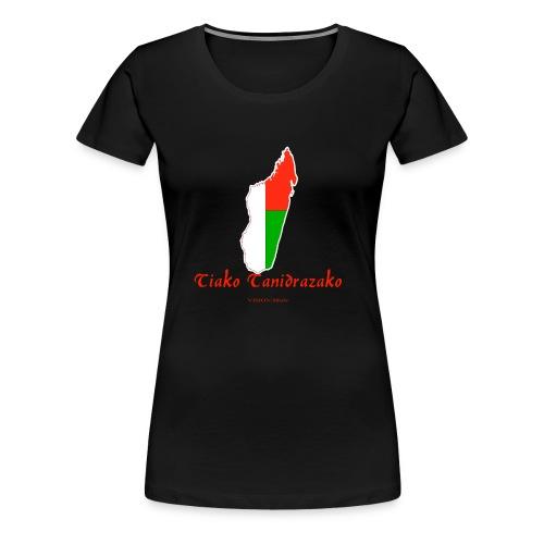 MADA - T-shirt Premium Femme