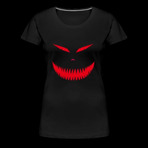 Mister Black 2 - T-shirt Premium Femme