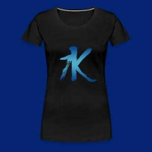 I am like Water! - Women's Premium T-Shirt
