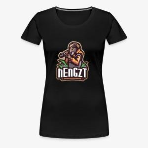 hEnGzT Logo - Frauen Premium T-Shirt