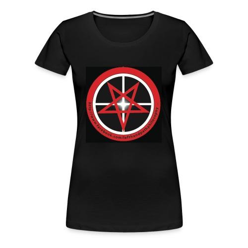 LHPlogouploadtwbl - Women's Premium T-Shirt