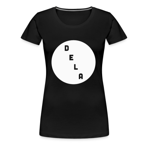 Circle Design - Women's Premium T-Shirt