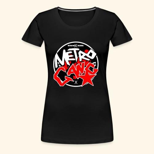 METRO GANG LIFESTYLE - Women's Premium T-Shirt