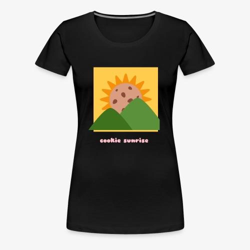 Cookie Sunrise - Women's Premium T-Shirt