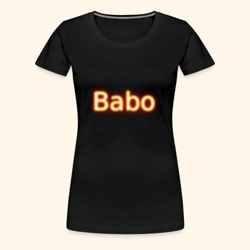 Babo - Frauen Premium T-Shirt