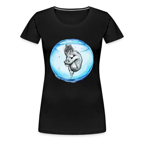 In der Licht Kugel der Liebe Energie tanken - Frauen Premium T-Shirt