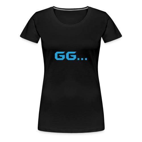 Good Game - Frauen Premium T-Shirt