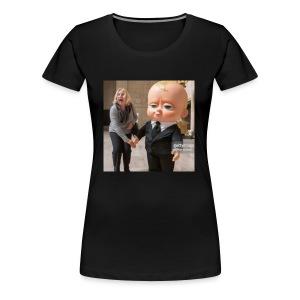 b0ss bb - Women's Premium T-Shirt