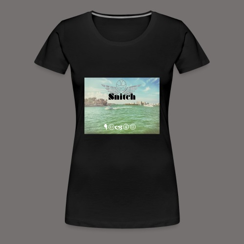 miami snitch 3 - Frauen Premium T-Shirt