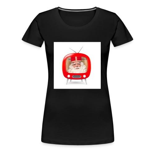 Video van Sint T-Shirt - Vrouwen Premium T-shirt