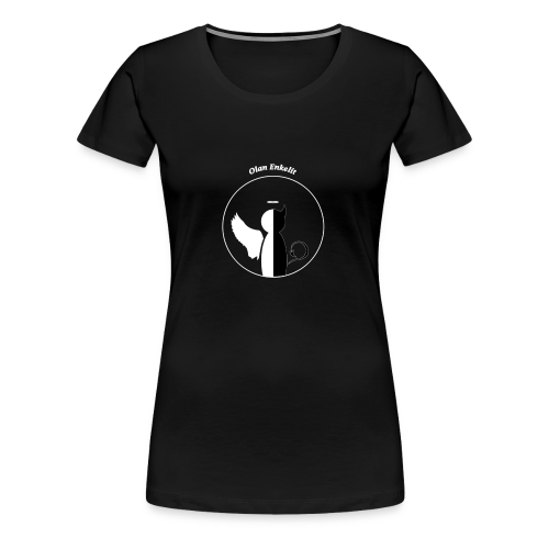 olanenkeli - Naisten premium t-paita