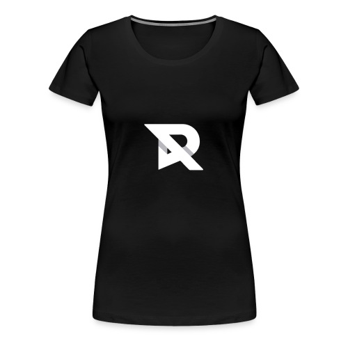 RubiiDesigns X WhiteT - Dame premium T-shirt