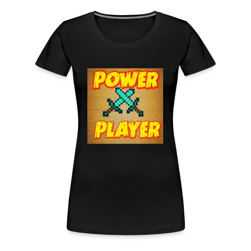 NUOVA LINEA POWER PLAYER - Maglietta Premium da donna