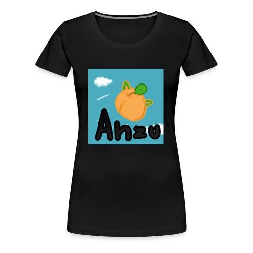 Aprikose - Frauen Premium T-Shirt