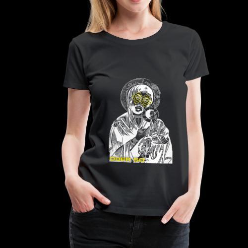 andah Gottesvater oder so - Frauen Premium T-Shirt