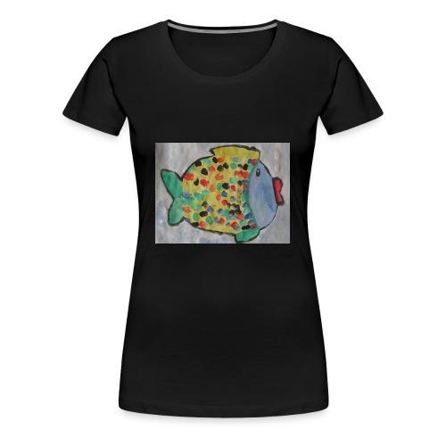 Wasserwelt - Frauen Premium T-Shirt