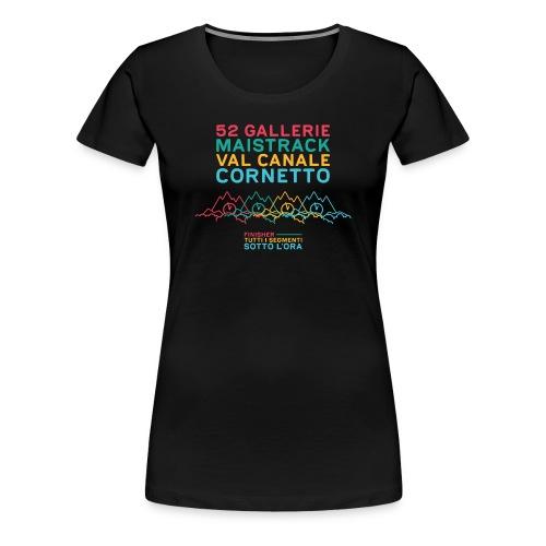 Piccole Dolomiti sotto l'ora - Finisher - Maglietta Premium da donna