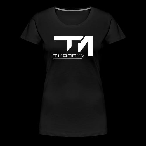 TNG NEW WITHE - Frauen Premium T-Shirt