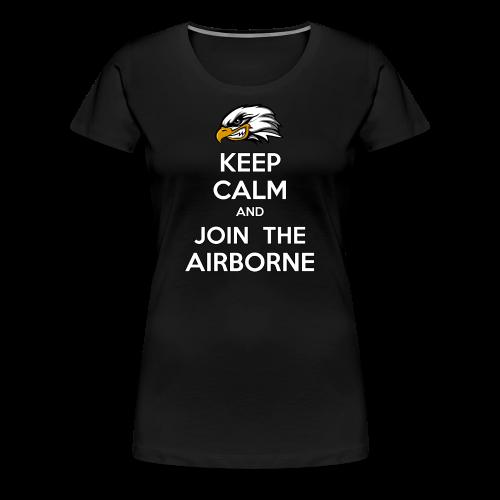 keep calm !!! - Frauen Premium T-Shirt