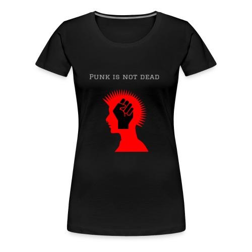 PUNK - T-shirt Premium Femme