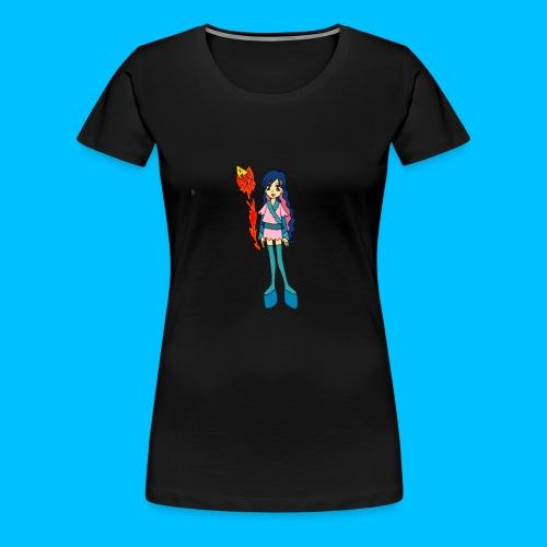 Killuminati Girl - Frauen Premium T-Shirt