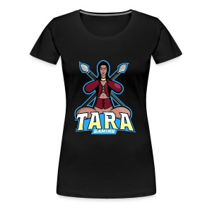 Tara Gaming - Camiseta premium mujer