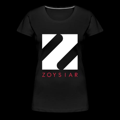 Zoysiar - Logo - Frauen Premium T-Shirt