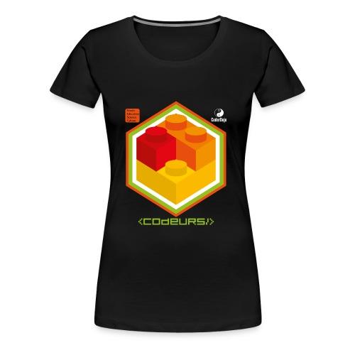 Esprit Brickodeurs - T-shirt Premium Femme