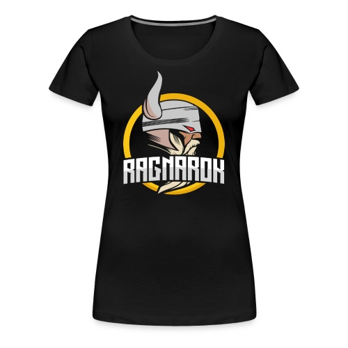 Ragnarok Nation - Premium T-skjorte for kvinner