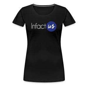 InfactUS Classic - T-shirt Premium Femme