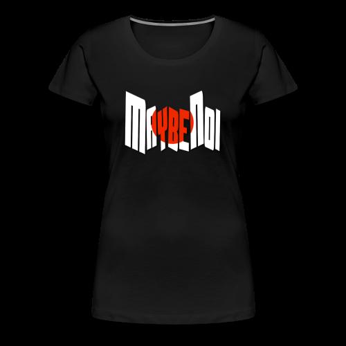 Japanese Logo - Frauen Premium T-Shirt