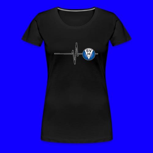 SV Heckendalheim - Frauen Premium T-Shirt