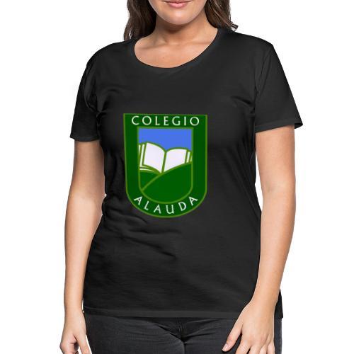 Colegio Alauda - Camiseta premium mujer