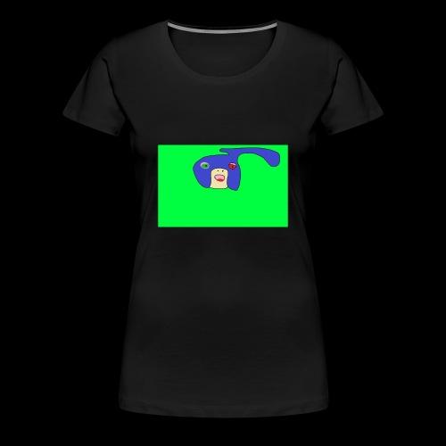 Drunk or something? - Premium-T-shirt dam