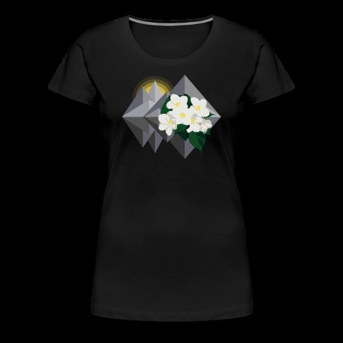Deserved - EP logo - Premium-T-shirt dam