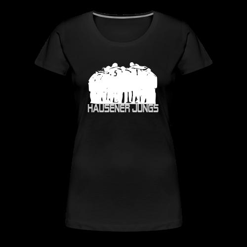 HausenerJungs - Frauen Premium T-Shirt