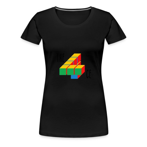 the4ce - Vrouwen Premium T-shirt