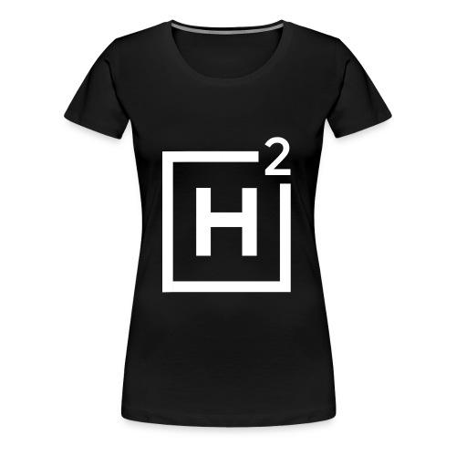 HarlemSquare Logo - Vrouwen Premium T-shirt
