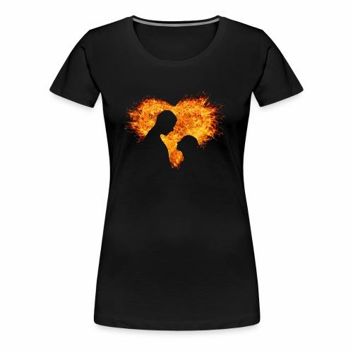 T'shirt amour inséparable - T-shirt Premium Femme